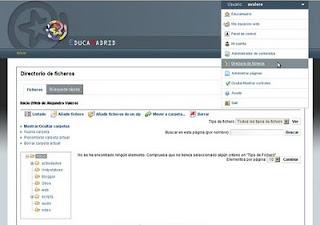 Espacio web gratuito para docentes 6
