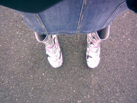 my wellies on my way to work
