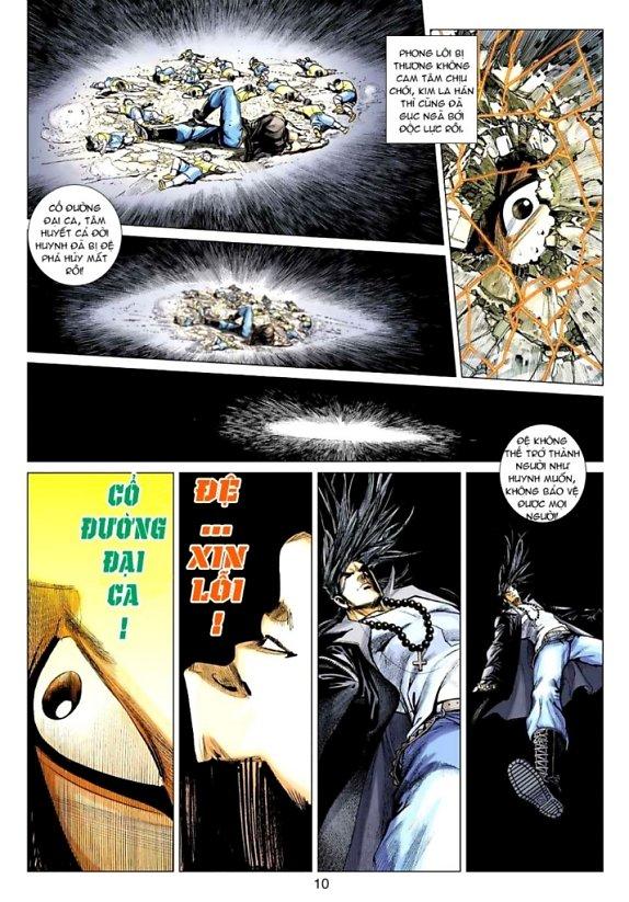 Vương Phong Lôi 1 chap 18 - Trang 8