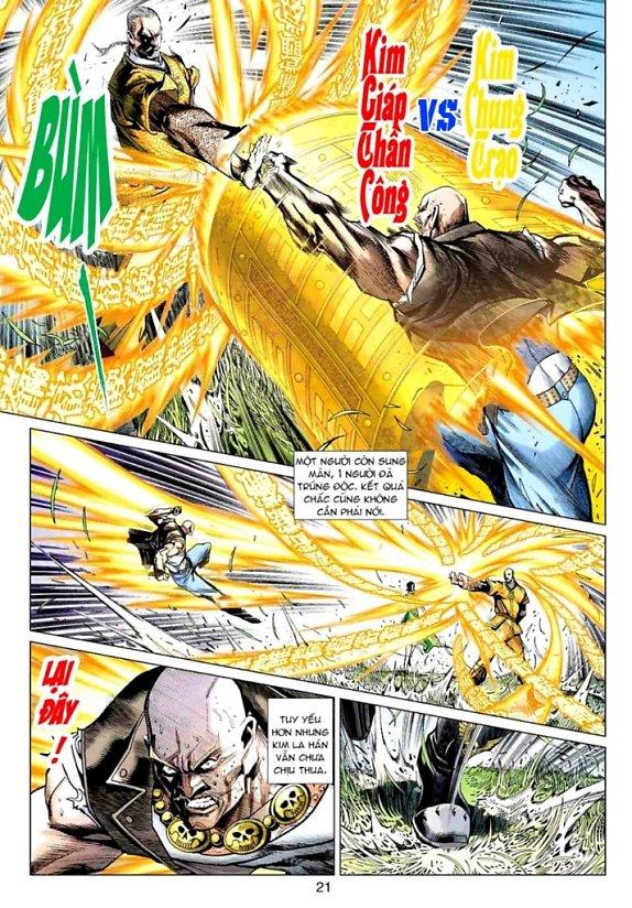 Vương Phong Lôi 1 chap 18 - Trang 17