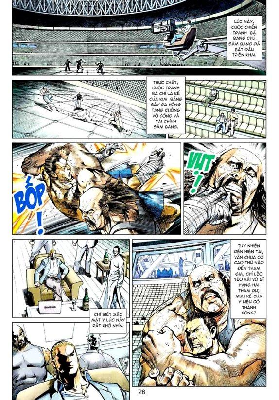 Vương Phong Lôi 1 chap 18 - Trang 22