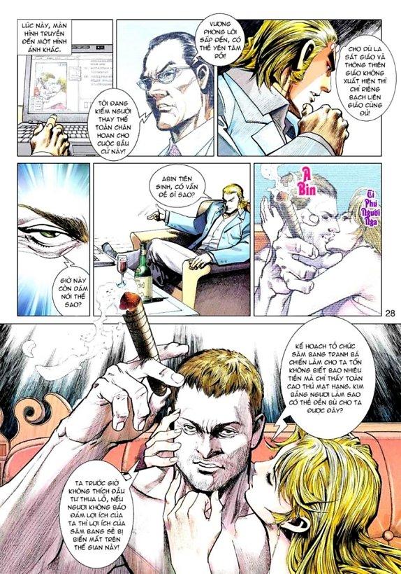 Vương Phong Lôi 1 chap 18 - Trang 24