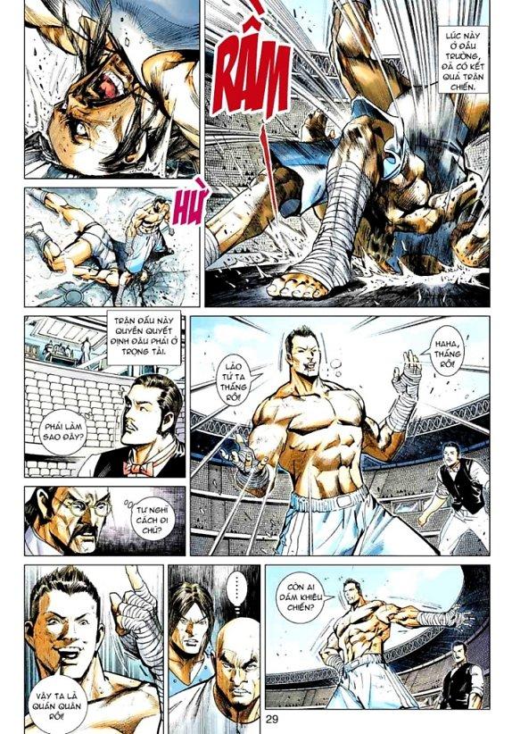 Vương Phong Lôi 1 chap 18 - Trang 25