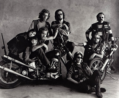 Hell's Angels Their life-long membership motto: