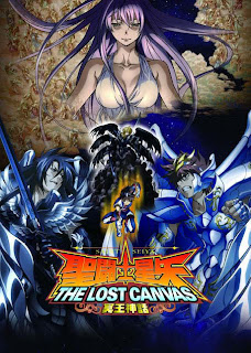 SaintSeiyaTheLostCanvas 01APromessa Saint Seiya Saga The Lost Canvas Dublado