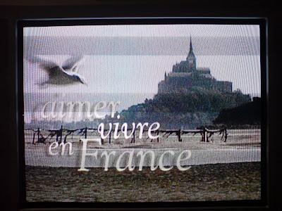 Aimer vivre en France affiche