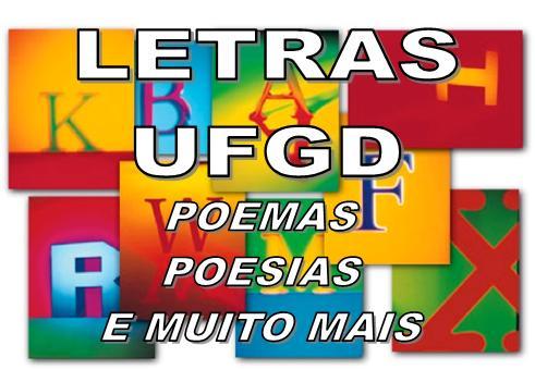 LETRAS - UFGD - POESIAS E TEXTOS