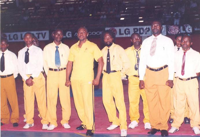 LG National Open Taekwondo Championships