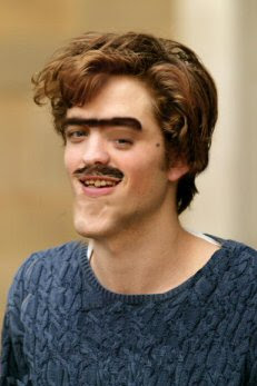 Ugly Robert Pattinson on Ugly Robert Pattinson By Starrycat89 Jpg