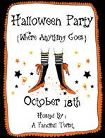 Join in on the Halloween Party