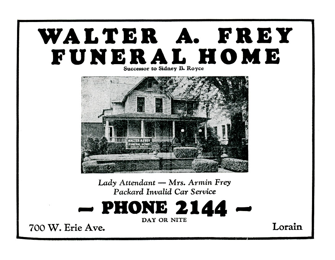 Walter Frey Funeral Home Then And Now additionally Home Health Aide Training In Cleveland Ohio further Topic 18753 0 moreover Thrill The World Dance Practice further Elyria Shopping Center In Elyria Ohio. on downtown lorain then