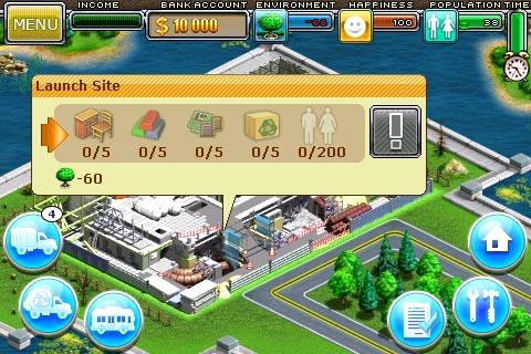 Virtual city para ipod iphone ipad for En juego largo hay desquite