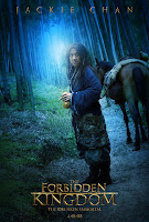 The Forbidden Kingdom - Jackie Chan as the Drunken Immortal