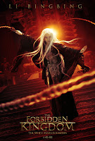 The Forbidden Kingdom - Li Bingbing - The white haired Assassin