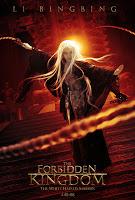 The Forbidden Kingdom - Li Bingbing - The white haired Assassin