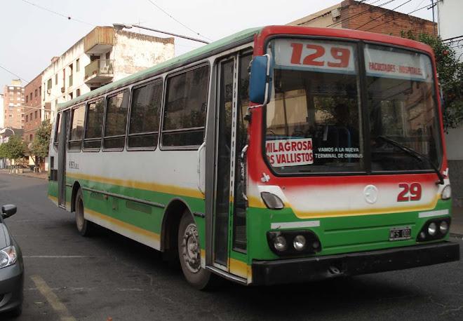 RUTA 157 S.R.L LINEA 129