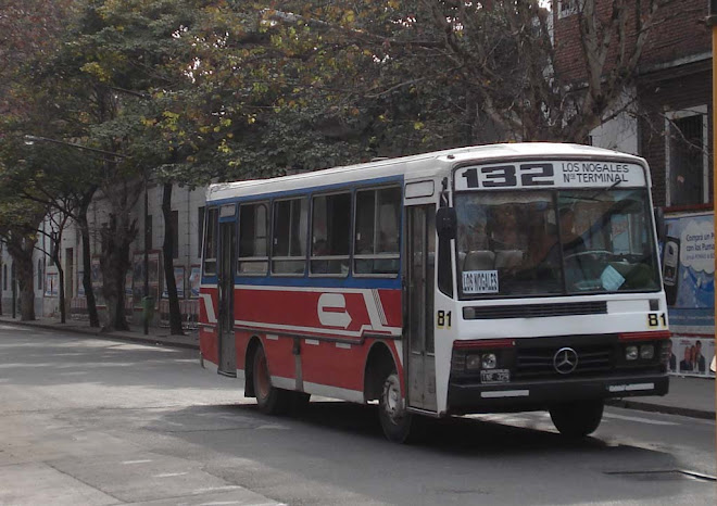 BER - BUS U.T.E. LINEA 132