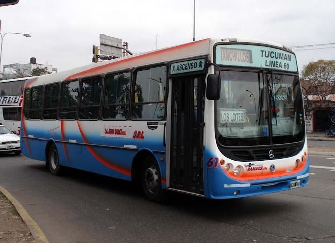 T.A AGUA DULCE-RAMAOS-LINEA 60