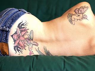 fairy tattoos design