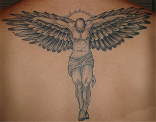 angel tattoos ideas