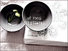Utlottning hos Malin/Vit Poesi!