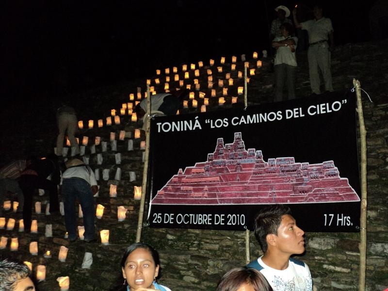 Periodismo en chiapas desmiente inah espect culo de luces Espectaculo de luz y sonido en teotihuacan