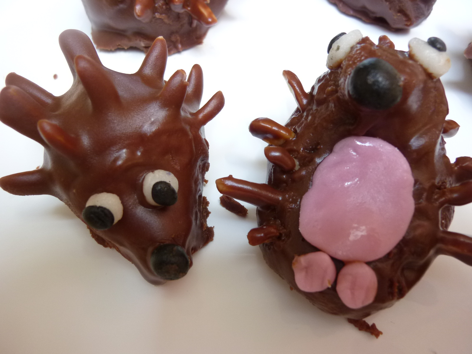 Hedgehog Cake Balls And Rescue Ops Diary Of A Mad Hausfrau