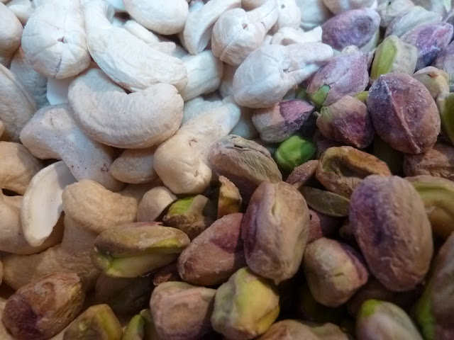 how to make cashew marzipan