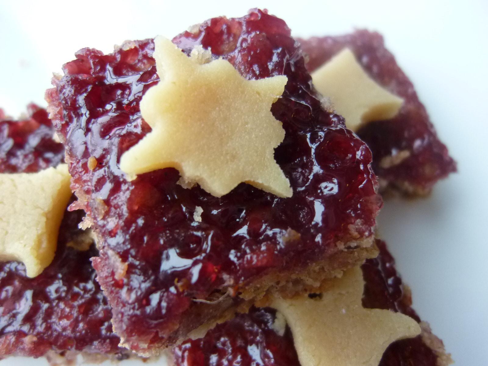 Glazed Hazelnut Squares Recipes — Dishmaps