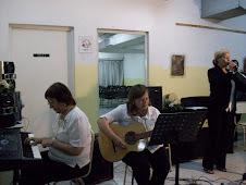 Ensamble de Tango: Elba Arrieta, Cecilia Pontecorvo, Claudia Medrano