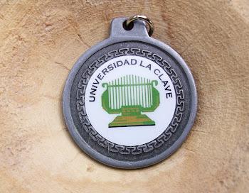 Las Medallas a los mejores Estudiantes y buen Compañero