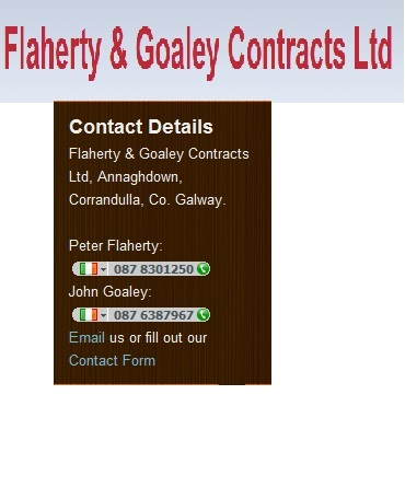 Flahery and Goaley Contracts Ltd