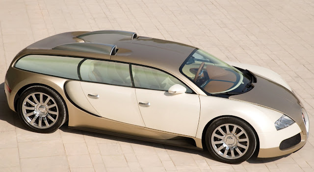 wagon visions 2009 bugatti veyron royale. Black Bedroom Furniture Sets. Home Design Ideas