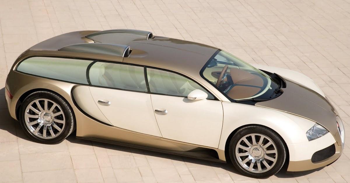wagon visions 2009 bugatti veyron royale. Black Bedroom Furniture Sets. Home Design Ideas