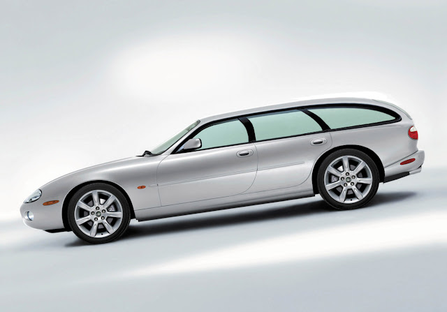 wagon visions 2003 jaguar xk8 estate. Black Bedroom Furniture Sets. Home Design Ideas