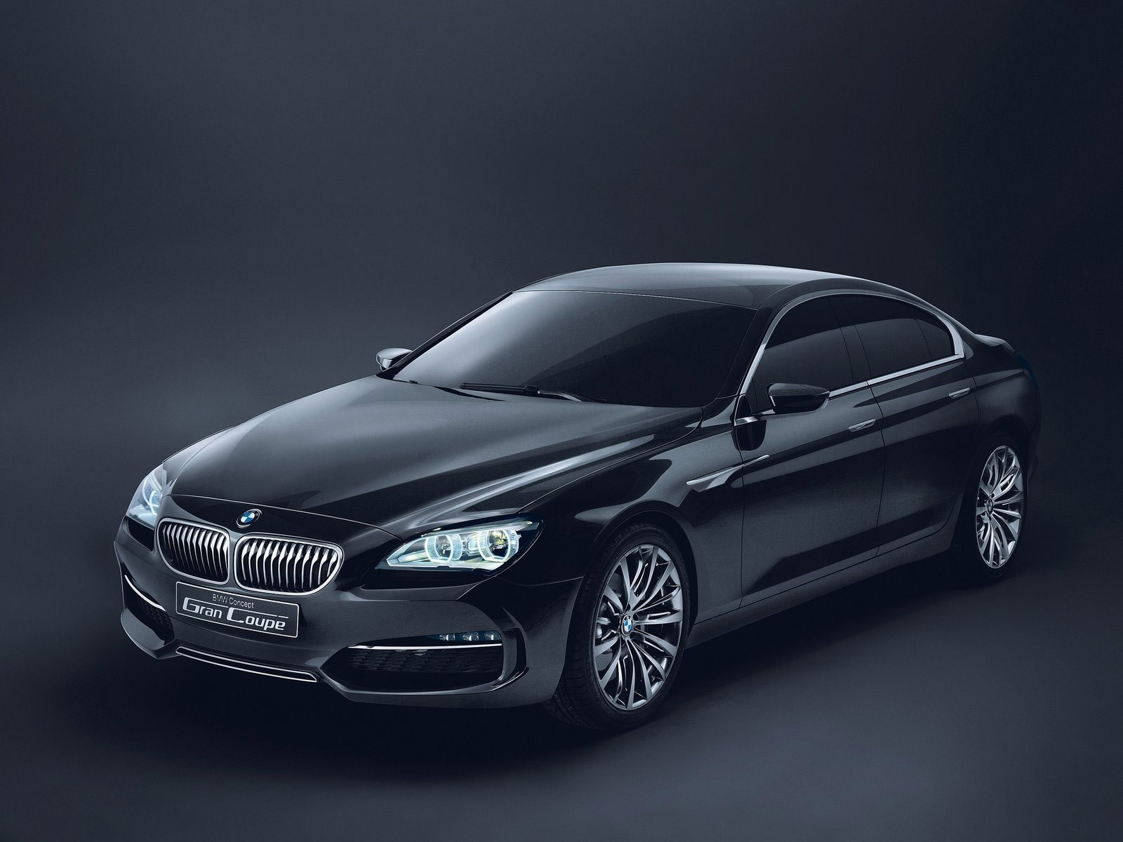 mobil BMW Gran Coupe Concept (2010) pictures
