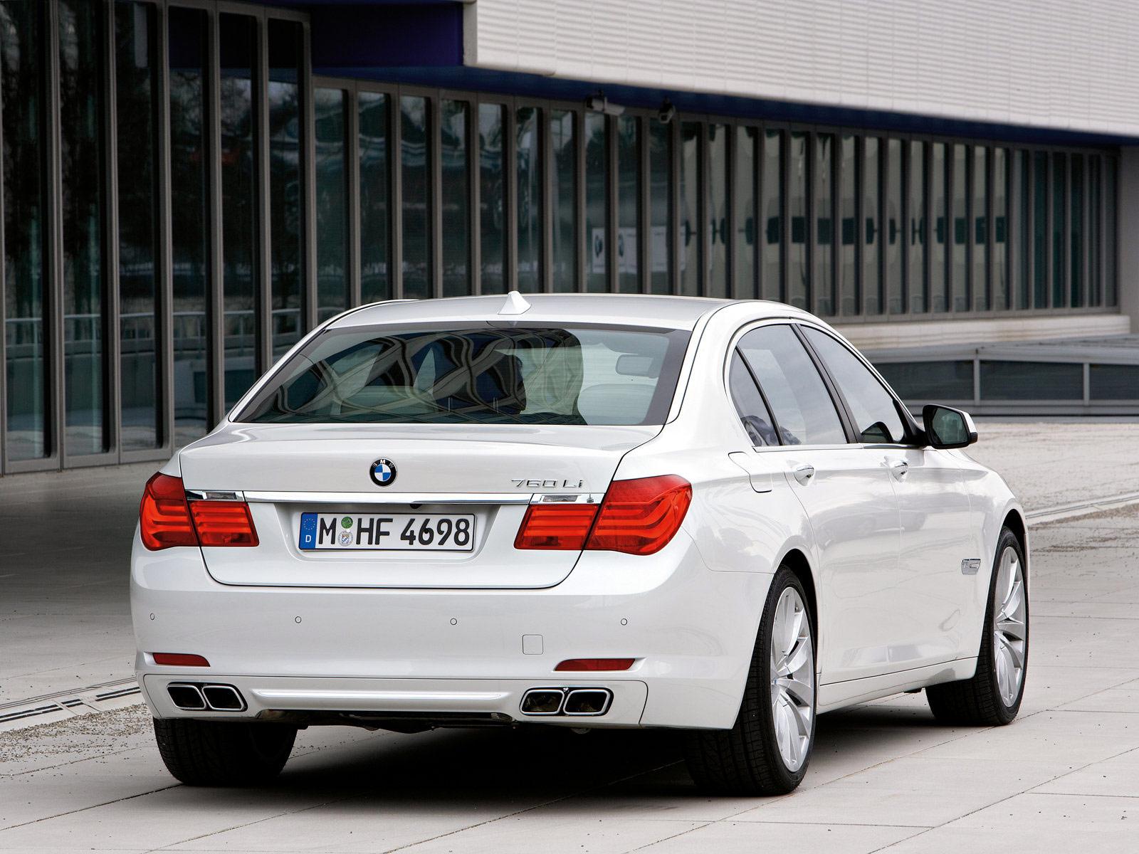 2010 BMW 760Li car accident lawyers info, wallpapers