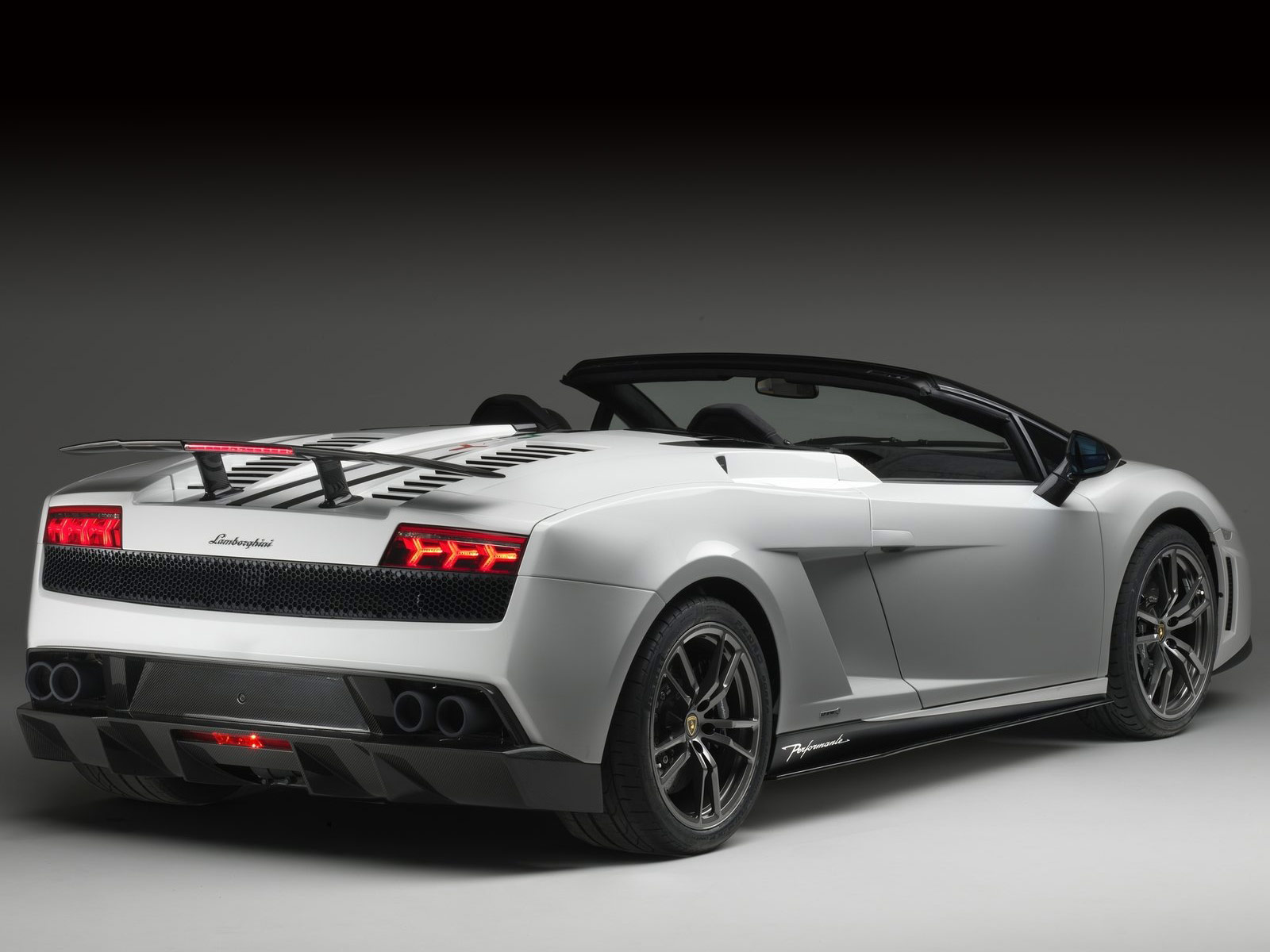 2011 Lamborghini Gallardo Lp570 4 Spyder Performante Autos Post