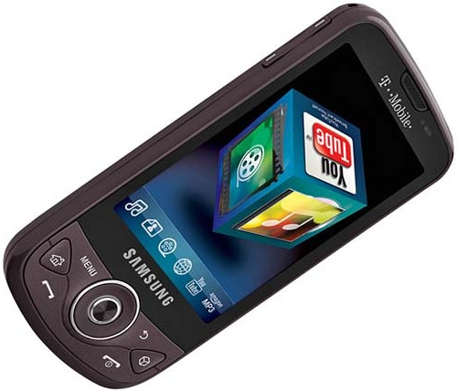 Samsung Behold SGH-T review Samsung Behold SGH-T