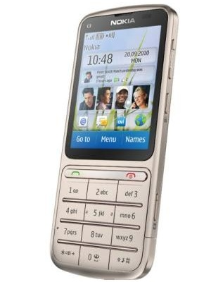 wallpapers for mobile nokia c3. The Nokia C3-01 Touch and Type