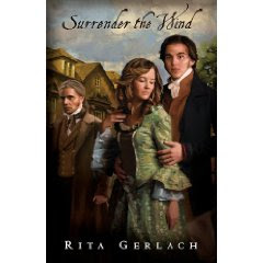 Author Interview: Surrender the Wind's Rita Gerlace