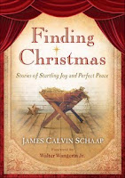 Special Sneek Peek/Excerpt of Finding Christmas by James Calvin Schaap