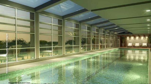 Investimento mais que perfeito piscina coberta for Piscina coberta