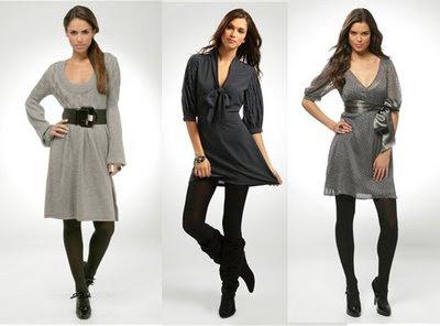 vestidos de lã