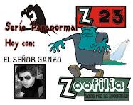 Zoofilia # 23: Serie paranormal 1--- Personajes de terror