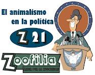 Zoofilia #21: Animalismo en la polítca