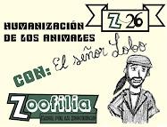 Zoofilia # 26: Humanización de los animales