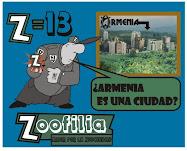 Zoofilia #13: ¿Armenia es una ciudad?