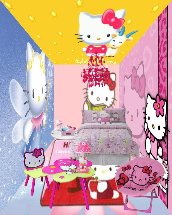 Jacqueline 39 S Blog Hello Kitty Room D