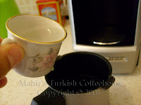How to prepare Turkish coffee
